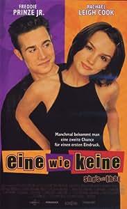 Eine wie keine [VHS]: Freddie Prinze Jr., Rachael Leigh