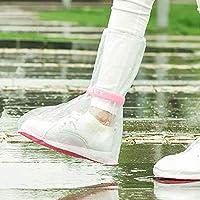 Fancysweety Household Thickened High-Heeled Rain Boots