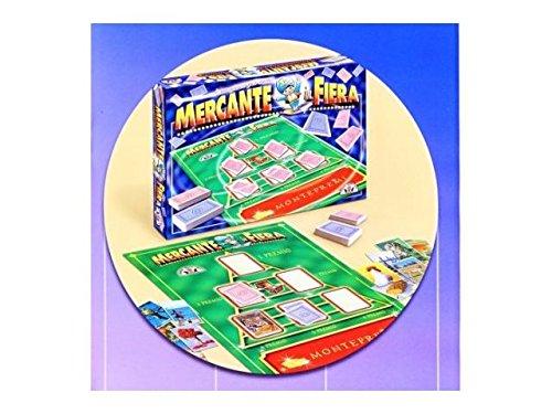 Viscio trading- gioco mercante in fiera, colore none, 132229