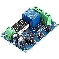 XH-M608 Medidor de módulo de carga de batería para el módulo de amplificación de potencia Cloverclover