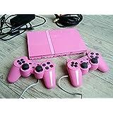 """Playstation 2 - PS2 Konsole Slim, pink """"Starter Pack"""""""