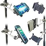 Móvil Tableta Smartphone Sujeción am Soporte de micrófono Variable para iPhone Samsung Huawai ysimilar AM Micro trípode Modelo: IP02