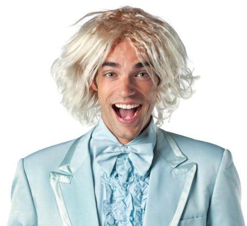 Halloween Kostüme Cosplay Wig Perücke Haar Dumm und dümmer Harry Perücke für Maskerade Make-up Party