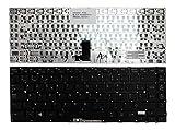 Keyboards4Laptops Toshiba MP-10J86F063561W, Toshiba Portege R700, Toshiba Portege R700-115, Toshiba Portege R700-11E, Toshiba Portege R700-11G Schwarz Französisch kompatible Ersatz Tastatur