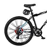 Fahrradschloss Kettenschloss Motorrad Schloss für Fahrräder Skiausrüstung und Rollstühle -