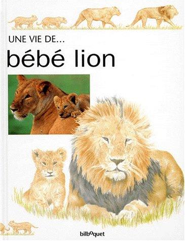 Bébé lion par Honor Head, Matthew Nicholas