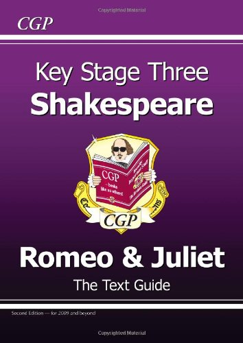 KS3 English Shakespeare Text Guide - Romeo and Juliet por CGP Books