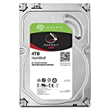 Seagate IronWolf ST4000VN008 4 TB Interne Festplatte (8,9 cm (3,5 Zoll), 64 MB Cache, 5900 RPM, SATA...