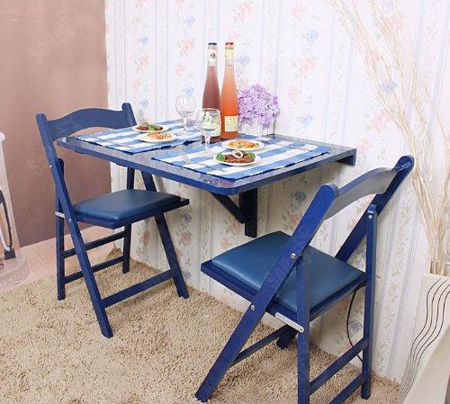 sobuyr-tavolo-da-muro-pieghevole-legno-7560cmsenza-sedia-blufwt01-b