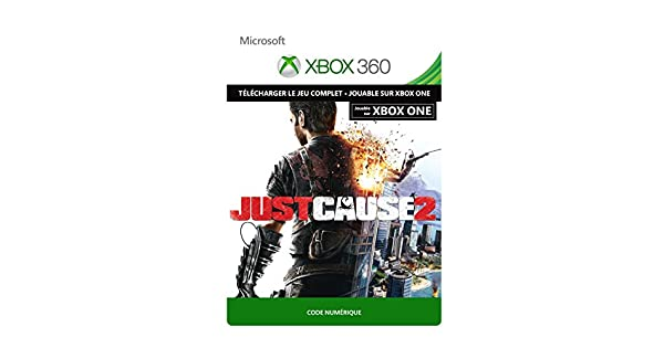 Just cause 2 [xbox 360 one code jeu à télécharger]: amazon.fr