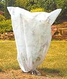 Wachstumsfolie 3er-Set, Pflanzenschutzhaube, Schutzhaube, Frostschutz