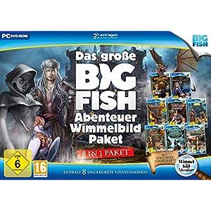 Das große Big Fish Abenteuer Wimmelbild-Paket