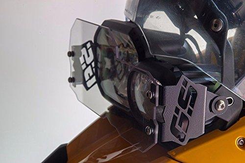 Ro-Moto Protection de phares transparent Style GS B-M-W F650GS Twin, F700GS, F800GS 2008-2017, F800GS Adventure 2013-2018