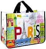 Foxtrot 9228PARI Einkaufstasche, Paris-Motiv
