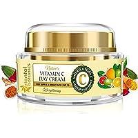 Oriental Botanics Nature's Vitamin C Face Brightening Day Cream Spf 25 - With Kakadu Plum - For Supple and Bright Skin…