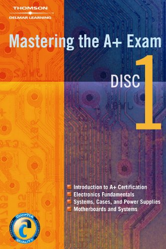 Mastering the A: Exam, Disc 4 (Delmar's DVD Series:)