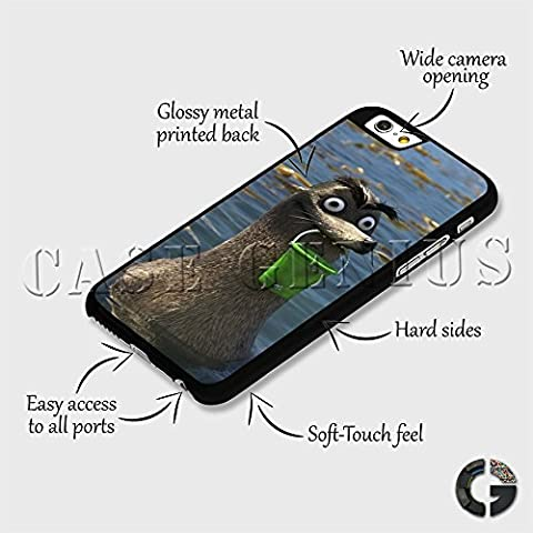 Gerald Finding Dory Sealion Funny Bucket Hard Clip Phone Case
