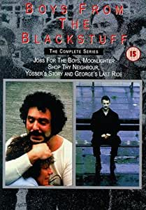 Boys From The Blackstuff: The Complete Series [DVD]