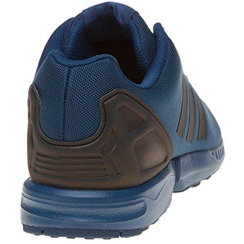 adidas Zx Flux, Scarpe da Ginnastica Uomo Blu