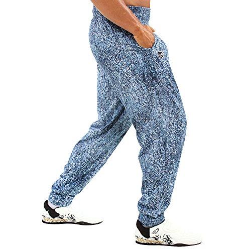 OTOMIX Baggy Gym Pants Stonewash XXXL Otomix Baggy Pants