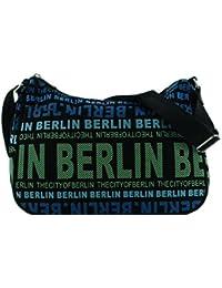 Robin Ruth - Bolso al hombro para mujer Varios colores negro y azul small