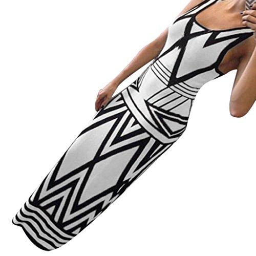 lhwy-vestito-linea-ad-a-donna-multicolor-x-large