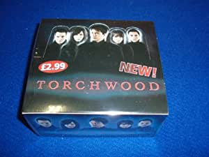 TORCHWOOD FACTORY SEALED BOX OF TRADING CARDS [Toy]
