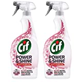 #7: Cif Power & Shine Multipurpose Cleaner With Powerful Anti-Bac Agents 700ml Pack Of 2