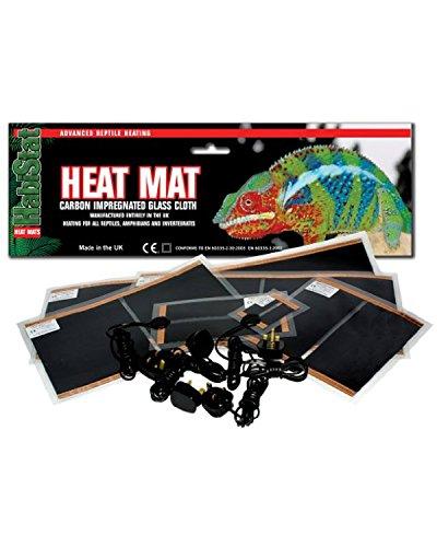 Habistat Heat Mat, 7 Watt, 6 x 1...