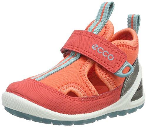 Ecco Baby Mädchen Biom Lite Infants Lauflernschuhe, Orange (50224coral Bush/Coral Blusch-Co.Blusch), 24 EU