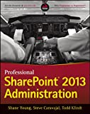 SharePoint admin author gurus return to prepare you for working with the new features of SharePoint 2013! The new iteration of SharePoint boasts exciting new features. However, any new version also comes with its fair share of challenges and that's w...