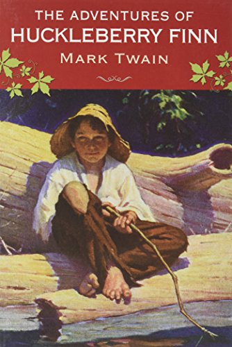 The Adventures of Huckleberry Finn par Mark Twain