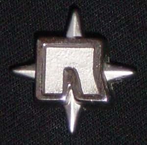 Community Logo Metal Pin /Badge