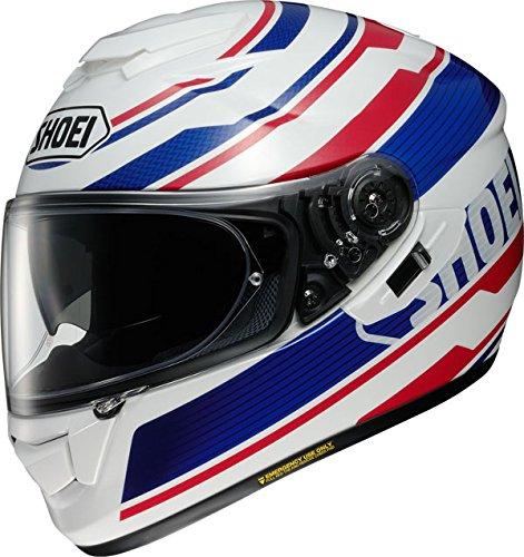 Shoei GT Air Amarillo DVS moto casco + visera Pinlock