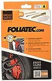 Foliatec 2160 Bremssattel Lack Set, racing rosso