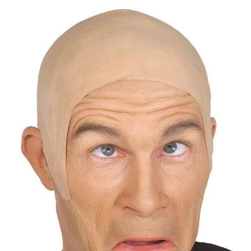 Gefälschte rasierten Kopf (Gefälschte Perücke)