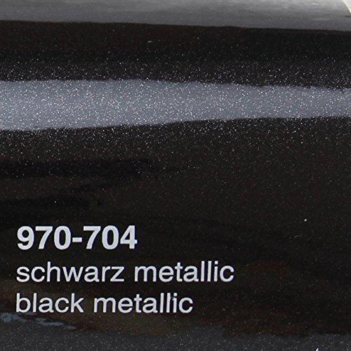 warz Metallic Glanz gegossene Profi Autofolie 152cm breit BLASENFREI mit Luftkanäle ()