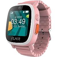 Elari FixiTime 3, Watchphone per bambini resistente all'acqua con localizzatore GPS/GLONASS/LBS/WiFi con touchscreen…