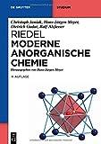 Image de Riedel Moderne Anorganische Chemie (De Gruyter Studium)