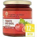 Peter Rabbit Organics Tomato & Basil Sauce 300g