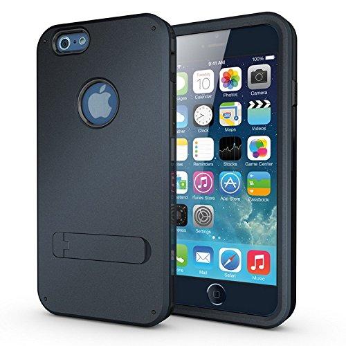 KIKO Wireless Neue iPhone Kreditkarte Defender Case/iPhone in-Ear/Sichtschutz Privacy Displayschutzfolie (Bundle Spezial), Gold (Phone Wireless Cricket Card)