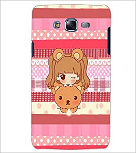 PrintDhaba Cartoon D-4254 Back Case Cover for SAMSUNG GALAXY J5 (Multi-Coloured)