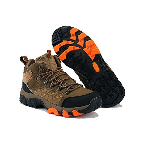 Automne CHT Outdoor Hommes Hiver Printemps Alpinisme épaissie Trekking Chaussures Taille Vert Brun Multi-code Facultatif Brown