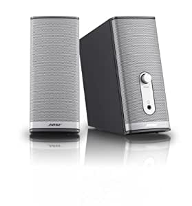 bose companion 2 multimedia lautsprecher system amazon. Black Bedroom Furniture Sets. Home Design Ideas