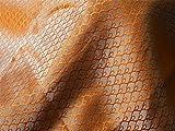 Brokat aus indischer Seide, Brokat, mit goldfarbenen