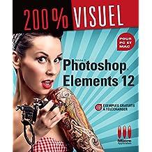 200% VISUEL PHOTOSHOP ELEMENTS 12