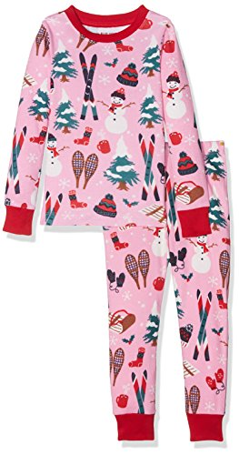 Hatley Girl's Long Sleeve Printed Pyjama Sets