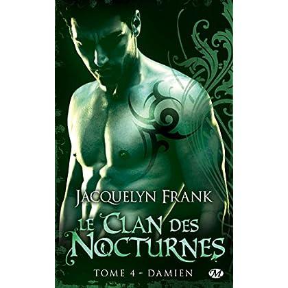 Le Clan des Nocturnes, Tome 4: Damien