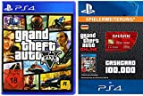 100,000 GTA Dollars [PS4 Download Code deutsches Konto] mit GTA V [PlayStation 4]