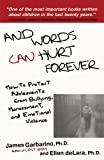And Words Can Hurt Forever